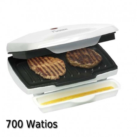 Grill Multifuncion 700 Watios. ASW490 Bestron