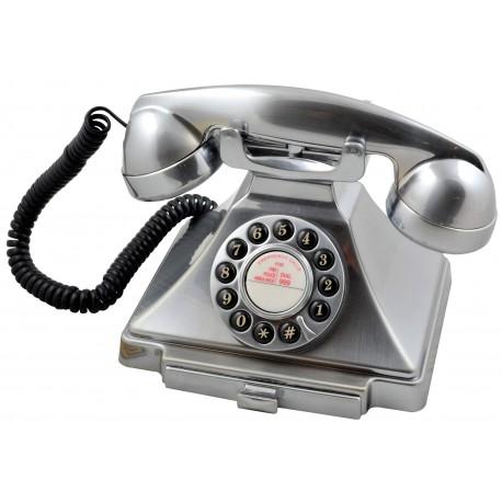 Telefono Retro marcacion por pulso. GPO Carrington