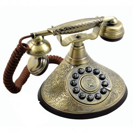 Telefono Retro marcacion por pulso. GPO Duchess