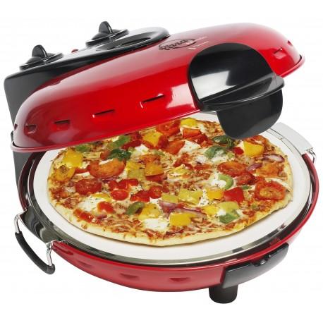 Horno de piedra para pizzas 1000 Watios. DLD9070 Bestron
