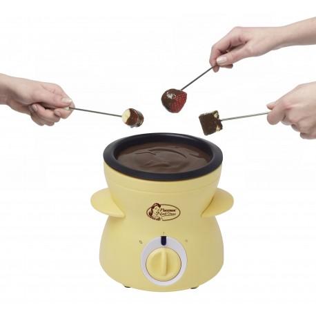 Fondue de chocolate 25 watios. 0.3 Litros. DCM043 Bestron