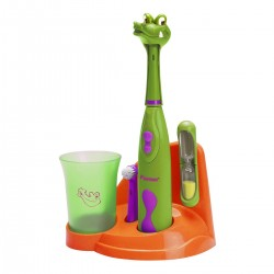 Kit Cepillo Dental Infantil a pilas. DSA3500A