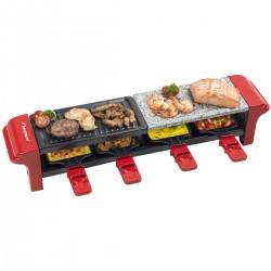 Raclette y Parrilla de Piedra ARG400