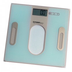 Bascula de baño medicion grasa e hidratación. FA8006-2 First Austria