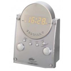 Radio Reloj de con espejo. Elta 4249