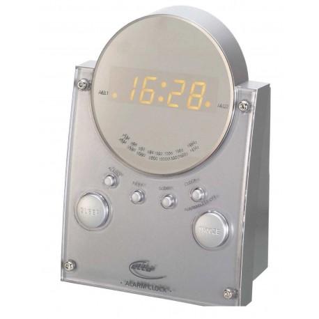 Radio Reloj de con espejo. Elta 4249 Elta Gmbh