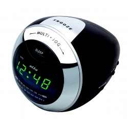 Radio reloj de Diseño. 4233 Elta