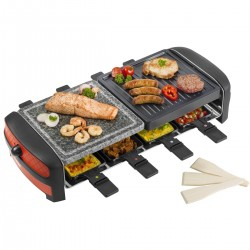 Raclette para 8 personas. ARC800 Bestron