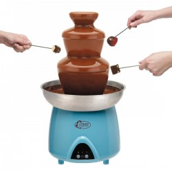 Fuente de chocolate 240 Watios - 1,5 L. DUE4007