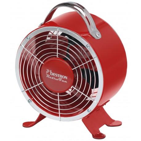 Ventilador de Sobremesa Retro de 14 cm. DFT1605R Bestron