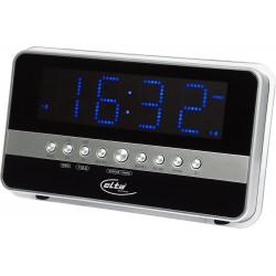Radio reloj con funcion temperatura. Elta 4223