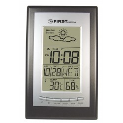 Estacion Meteorologica con alarma. FA2460 First Austria