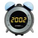 Radio reloj despertador con luz FA2421-4
