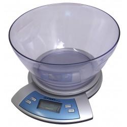 Bascula Digital  cocina 5 Kg. con bol. FA6406SI