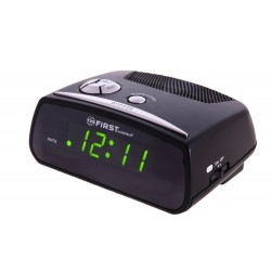 Reloj despertador digital. FA2410 First Austria