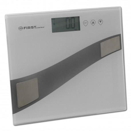 Bascula baño analizador de grasa e hidratacion. FA8006-1 First Austria