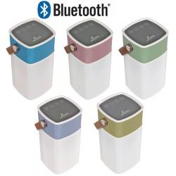 Altavoz Bluetooth con Luz. BT-LAMP2