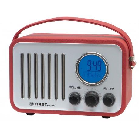 Radio despertador AM/FM. FA1908-1 First Austria