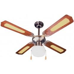 Ventilador de techo 107 cm con luz. AR5A107D