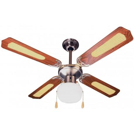 Ventilador de techo 107 cm con luz. AR5A107D Ardes
