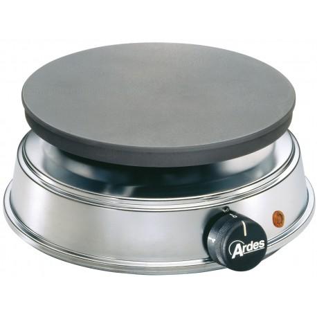 Hornillo electrico en acero cromado 160 mm. AR051 Ardes