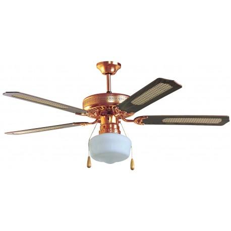 Ventilador de techo 130 cm con luz. AR5A130D Ardes