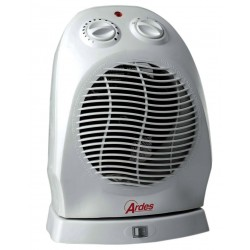 Calefactor oscilante frio o calor electrico 2000 watios. AR453A Ardes