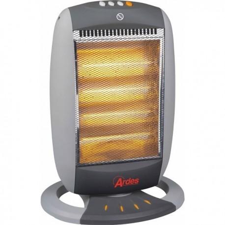 Calefactor halogeno 4 resistencias . AR455A Ardes