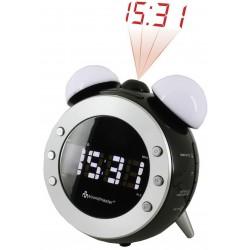 Radio reloj despertador con luz .UR140SW. Soundmaster