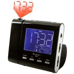 Radio reloj con Proyector - Radio AM-FM. UR135 Soundmaster
