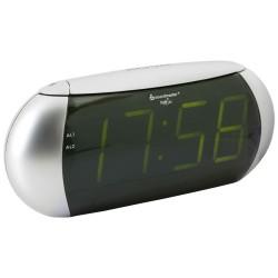 Reloj Despertador Jumbo de Diseño. UR8950SI Soundmaster