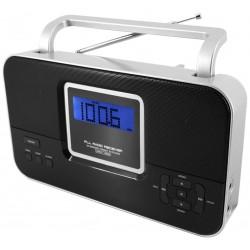 Radio AM-FM con PLL y alarma. TR65