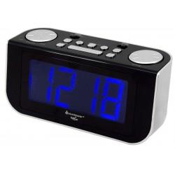 Despertador Jumbo con radio. UR8300 Soundmaster