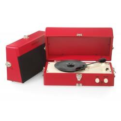 Tocadiscos Vintage RTT80RED