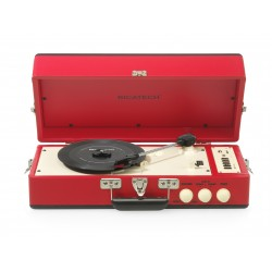 Giradiscos con USB y funcion Encode. RTT98RED Ricatech