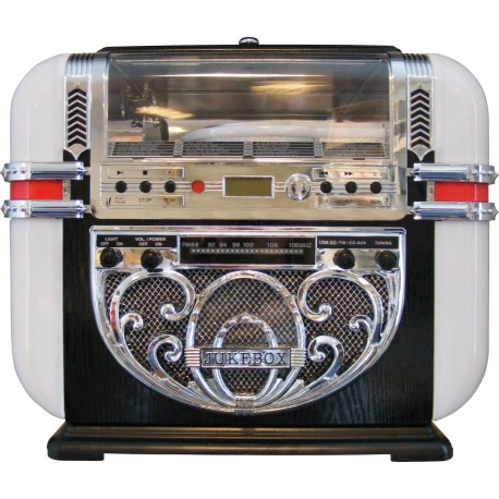 Jukebox de sobremesa con CD RR700 Ricatech