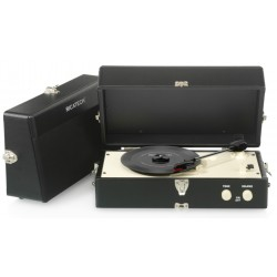 Tocadiscos Vintage RTT80BLACK Soundmaster