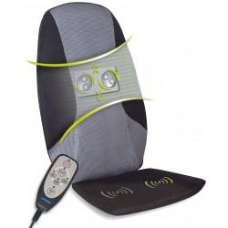 Funda masaje Shiatsu 220 Voltios con vibracion LA110310 Lanaform