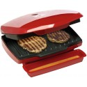 Grill Asador 700 Watios   Serie   HOT RED  . DSW490R