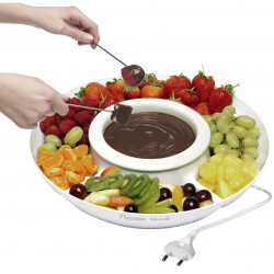 Bandeja fondue electrica 25 watios. DSC88