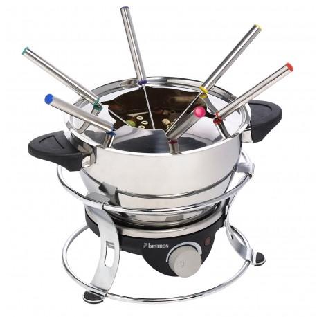 Maquina de fondue con accesorios. DFD10 Bestron