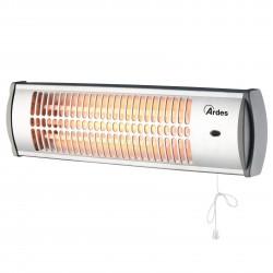 Calefactor de cuarzo de pared AR437B