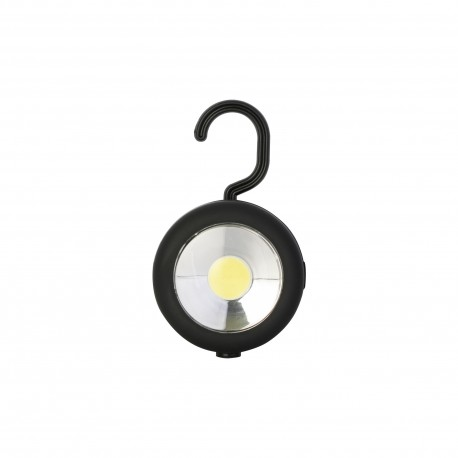 Linterna portatil  LED 3W 160 lm.(lumens) PP3110