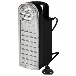 Lampara LED de emergencia recargable 150 lm. PP3300
