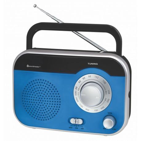 Radio Analogica AM/FM. TR410BL