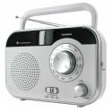 Radio Analogica AM/FM. TR410WS