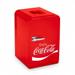 Mini Nevera Portatil 15 Litros. Coca-Cola