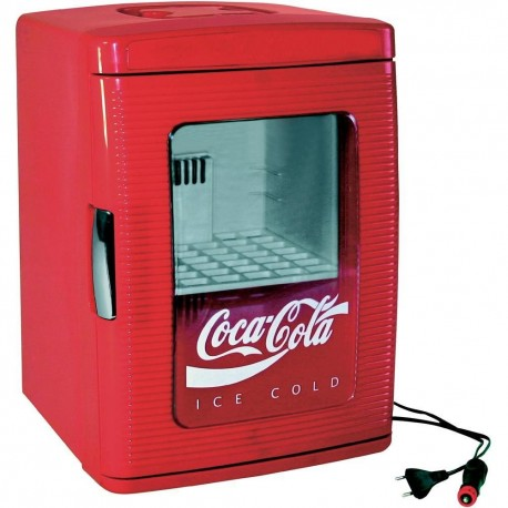 Mini Nevera Portatil 23 Litros. Coca-Cola