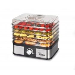 Deshidratador automática de frutas Ardes AR1K15