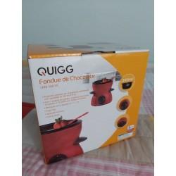 Fondue de chocolate 25W 0,35L CHM 100-PT QUIGG